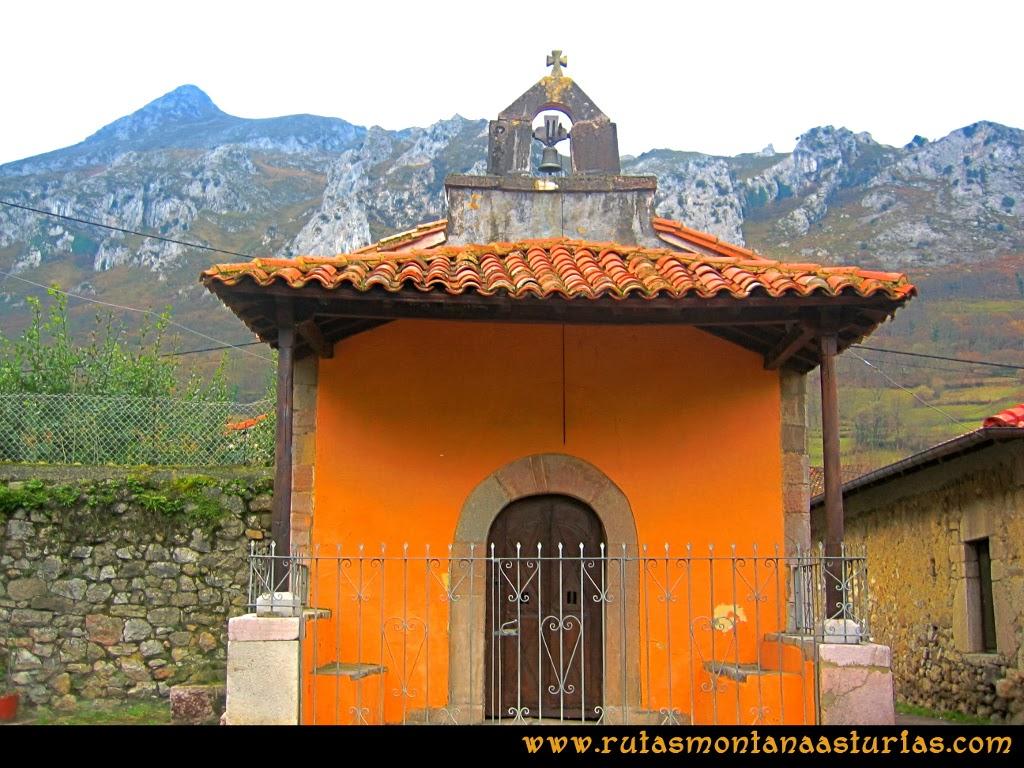 Rutas Montaña Asturias: Capilla Villamejil