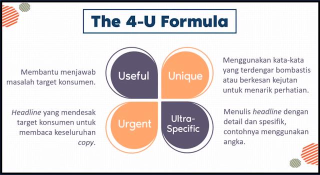 The 4U Formula
