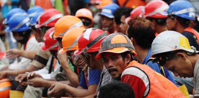 """Buruh Harus Kompak Tolak """"UU Sapu Jagat"""" Ketenagakerjaan"""
