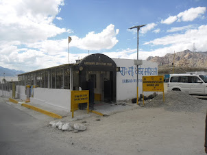 """Gurudwara Pathar Sahib"" on way to Leh City."