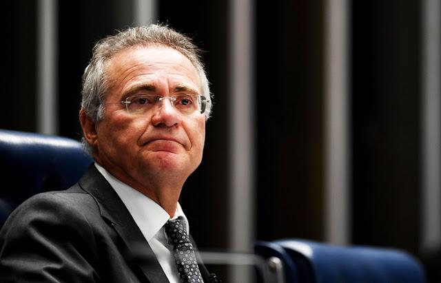 Por 4 a 0, 2ª Turma do STF absolve Renan Calheiros da acusação de peculato