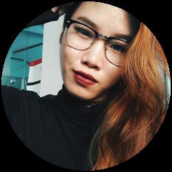 Brunei Fashion Blogger May Cho
