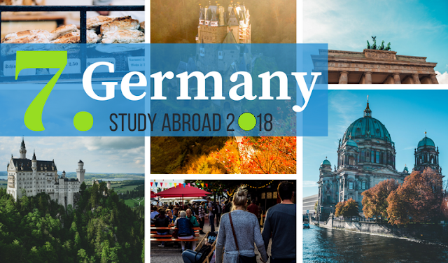 Seven Amazing Places to Visit When You're Studying in Germany