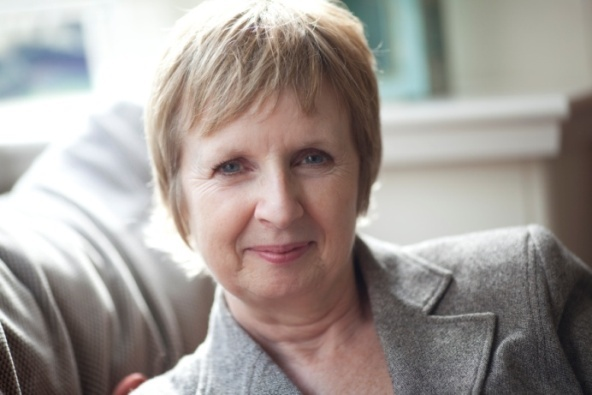 Dr Peta Foxall, Chair of Trustees, Devon Wildlife Trust