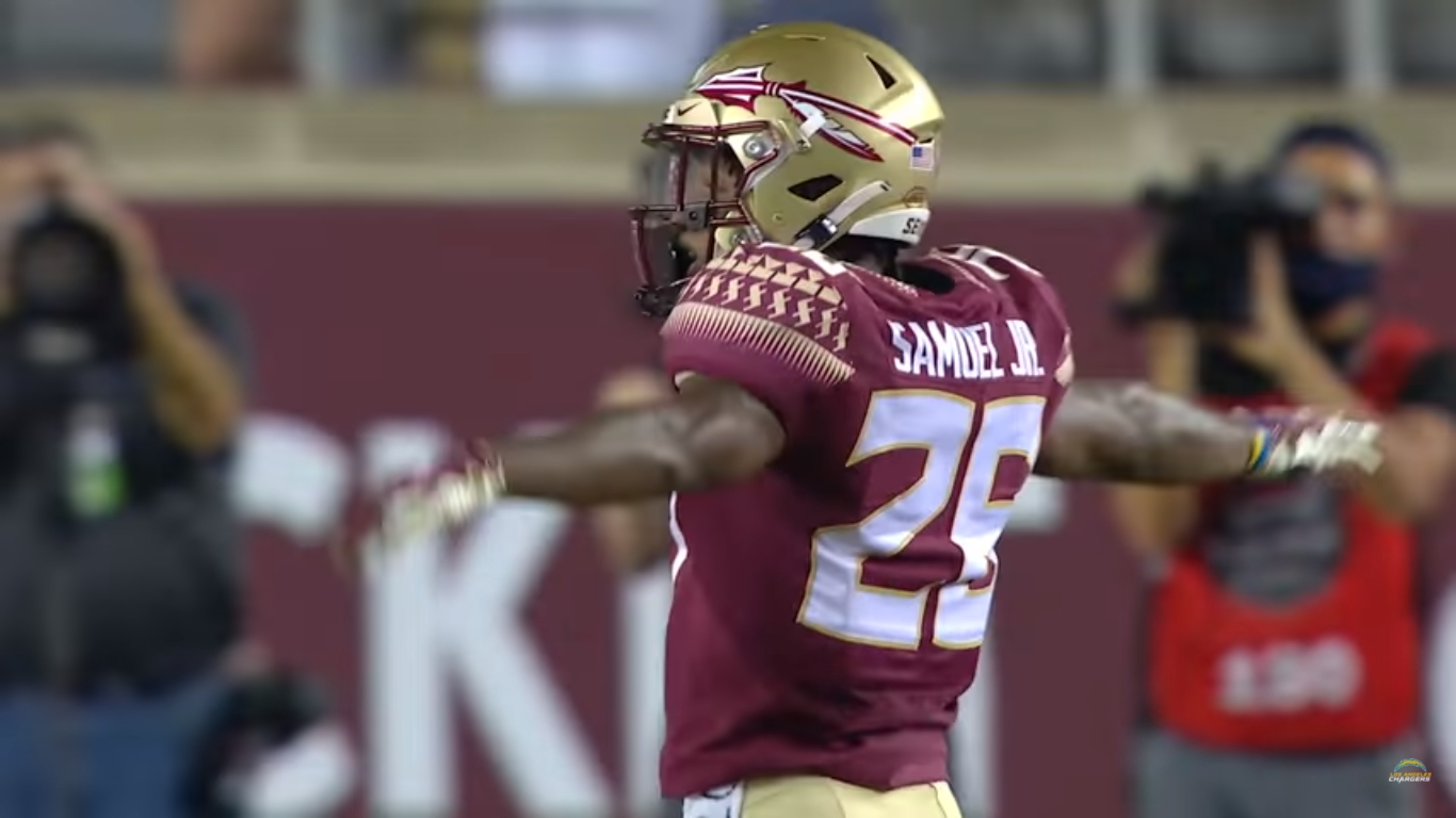 Player Profile ASANTE SAMUEL JR