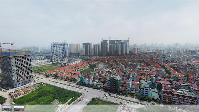Vị trí đắc địa của chung cư Booyoung Vina Hình1