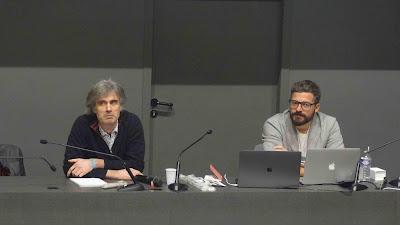 Boris Zaïontchkovsky et Philippe Bertin de Mutune