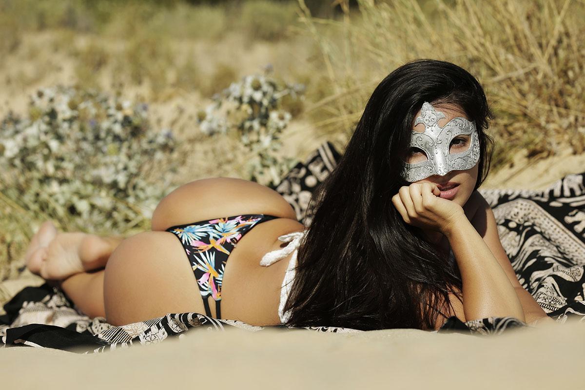 10 fotos abusadas da Diana Cu de Melancia