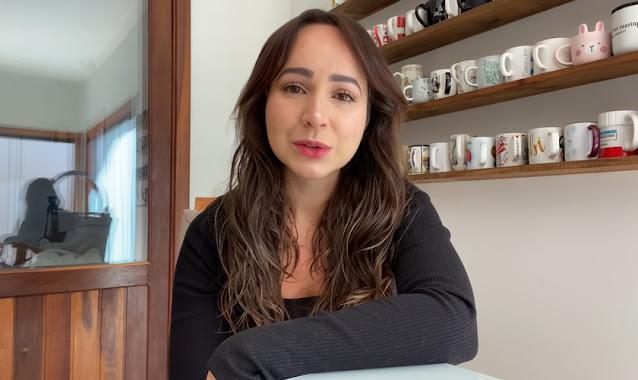 """""""Quero confiar sem entender"""", declara Fabiola Melo após perder bebê pela segunda vez"""