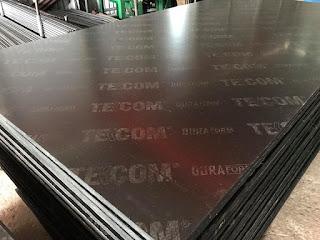 Ưu điểm và cách bảo quản ván cốp pha Tekcom