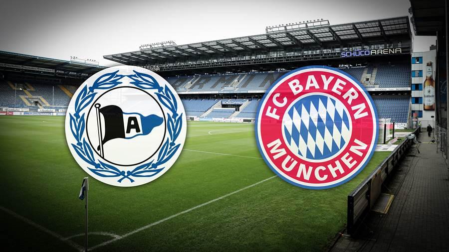 بث مباشر مباراة بايرن ميونخ وأرمينيا بيليفيلد