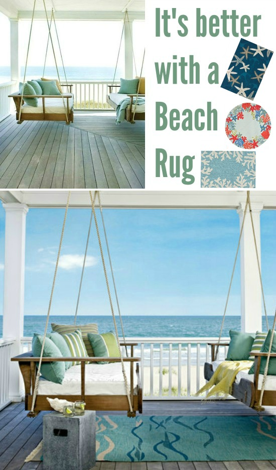 Outdoor Beach Rugs