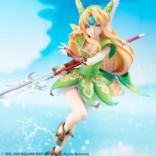 Trials of Mana – Riesz, Square Enix