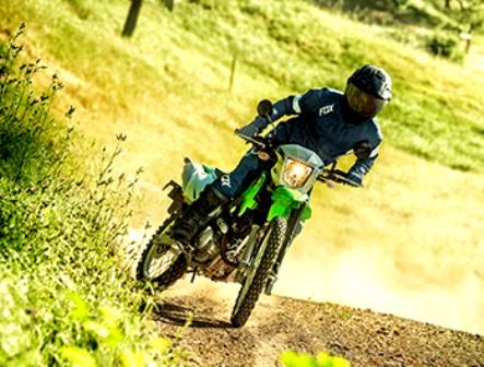 Harga Resmi Kawasaki KLX 230 Setelah Promo Habis, Berikut Pilihan Warnanya