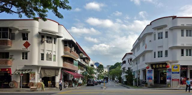 Tour singapore 5 ngày 4 đêm: Khám phá Tiong Bahru