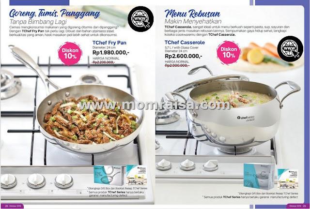 Katalog Tupperware Promo Bulan Oktober 2019
