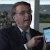 STF envia à PGR pedidos de depoimento e apreensão do celular de Bolsonaro