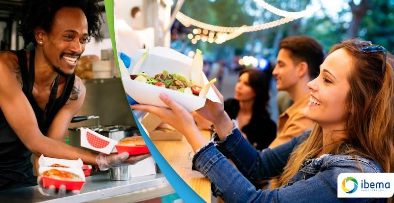 Especialista em embalagens aponta tendências para o setor de food service