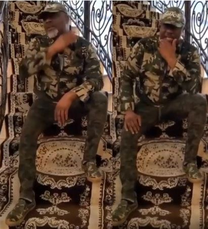 'Na Soldiers Kill People For Lekki' - Dino Melaye Sings In New Music Video #Arewapublisize