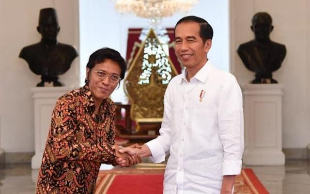 TERUNGAP! Di Balik Dipanggilnya Adian Napitupulu Oleh Jokowi, Gara-gara.... Ada Menteri Mau Nyapres?
