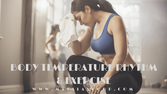 How Exercise Affects Your Body Temperature Rhythm.