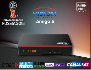 VISION AMIGO 5