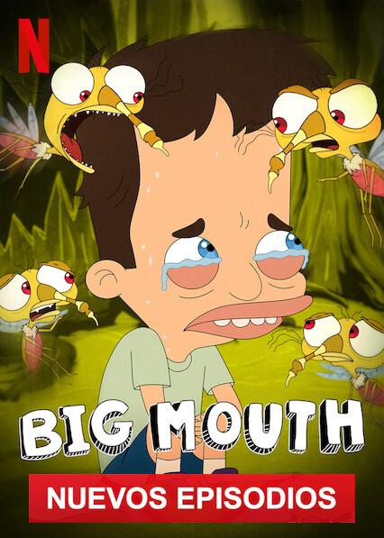 Big Mouth (2020) Temporada 4 NF WEB-DL 1080p Latino
