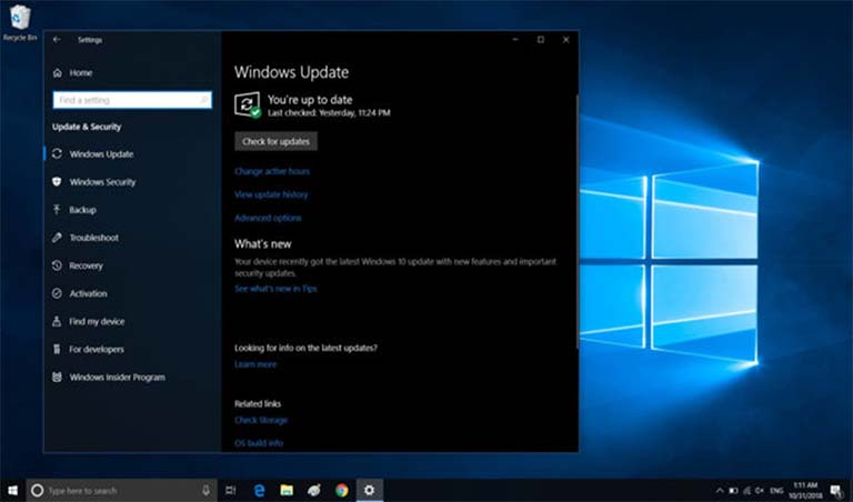Pembaruan Windows 10 October 2018 Kini Telah Tersedia Untuk Didownload