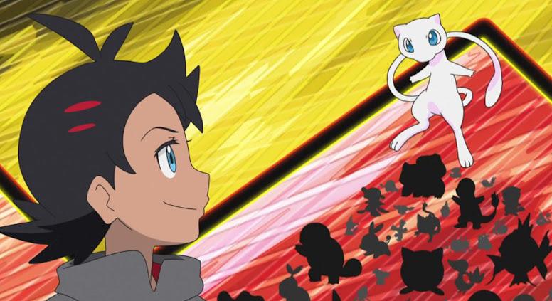 Objetivo Goh Jornadas Pokémon