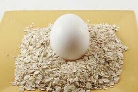 Oruçlu iken tok tutan yiyecekler yumurta