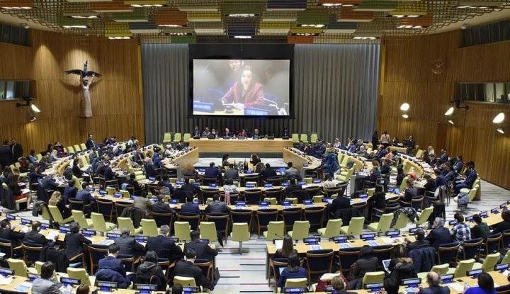 Resolusi Terbaik Indonesia di DK PBB Menghasilkan Veto AS