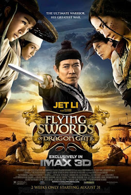 Sinopsis film Flying Swords Of Dragon Gate (2011)