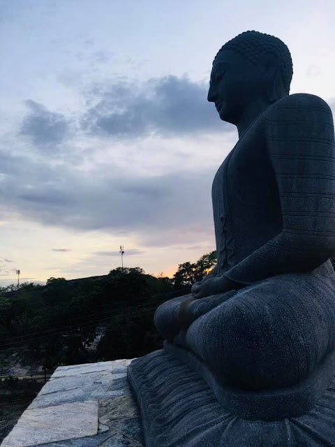 වන පියසක වැජඹෙන - බුද්ධංගල ආරණ්ය සේනාසන ☸️🙏🍃 (Buddhangala Aranya Senasanaya) - Your Choice Way