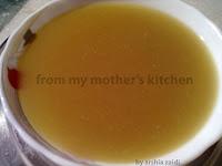 meat extract, yakhni,