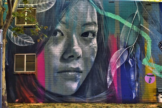 Penrith Street Art   Claire Foxton
