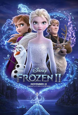 Frozen II 2019 Dual Audio [Hindi Clean + English DD 2.0] 720p HDRip Download