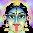 Maa Kali Durga Beautiful Face