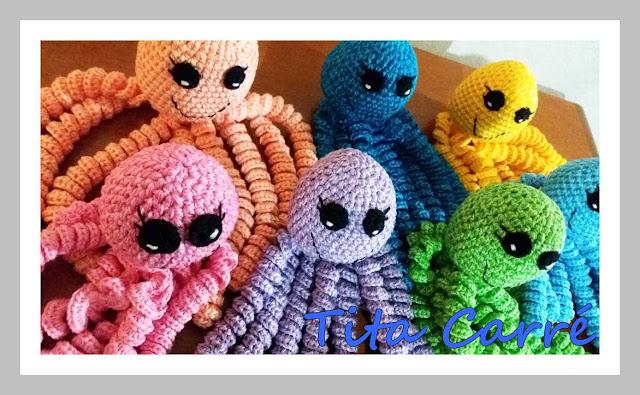 Os polvinhos para bebês da Tita Carré