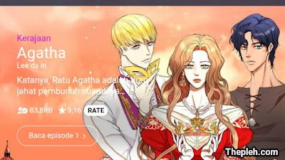 Agatha Webtoon Naver
