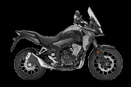 Perbedaan Honda CB500X dan CB500F