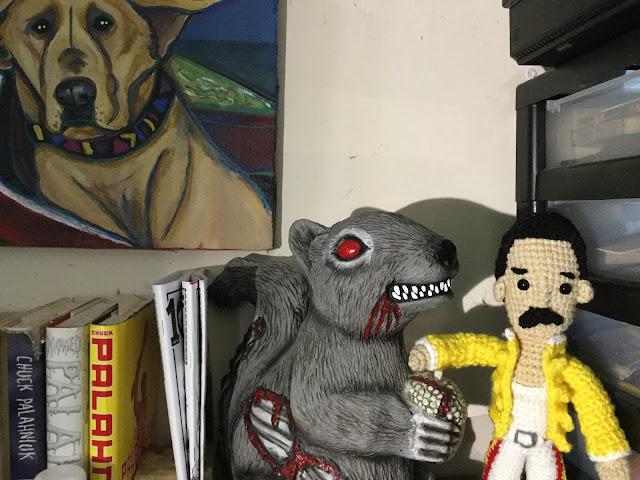 Free Freddie Mercury Amigurumi Pattern - A Review