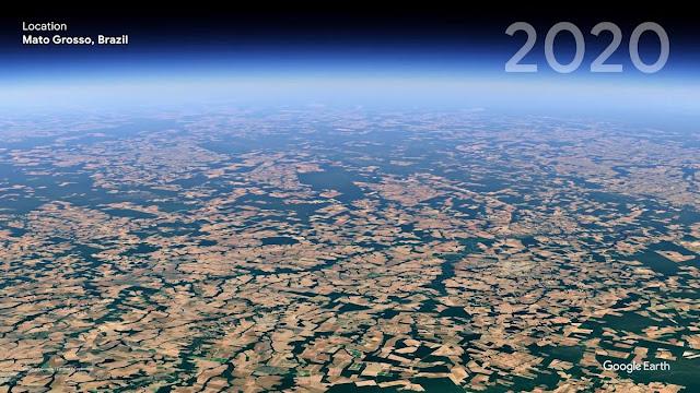 Mato Grosso, Brazil - 2020
