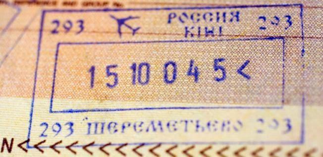Russian work visa