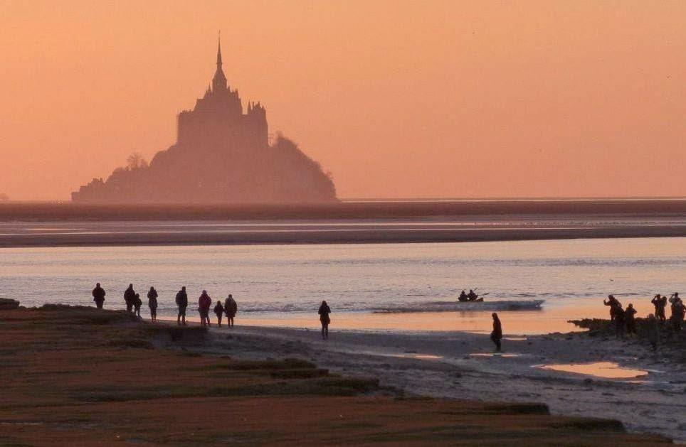 39bcbd47f0e39 Le Mont Saint-Michel ( Fuente  J´aime la Normandie)