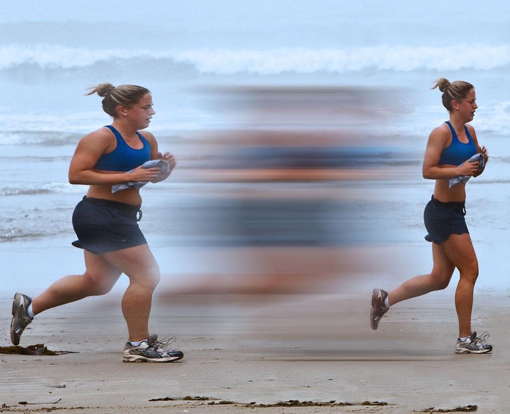 Начать бегать для похудения девушке