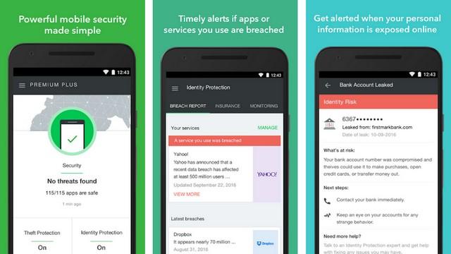 Lookout-Security-and-Antivirus - أفضل برنامج حماية للأندرويد