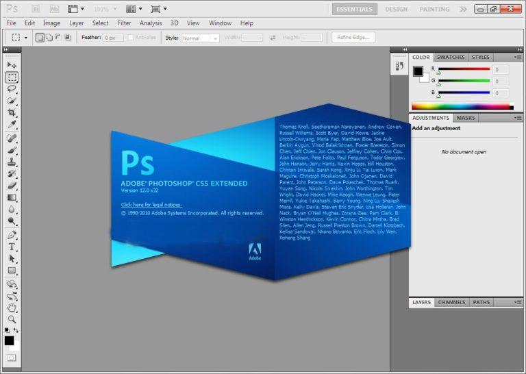 Download_Photoshop CS5.1_full_crack