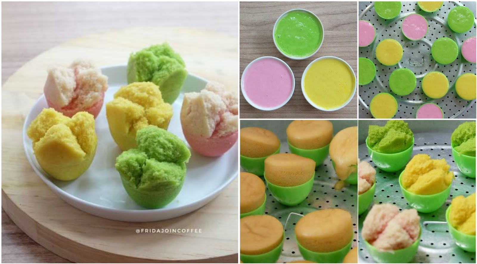 Konsep Kuliner Terbaru 18 Kue Mangkokmekar Yang Nikmat
