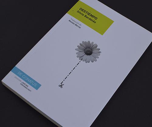 Reseña en Bestia lectora de «Destiempo», de Silvia Bardelás (De Conatus)