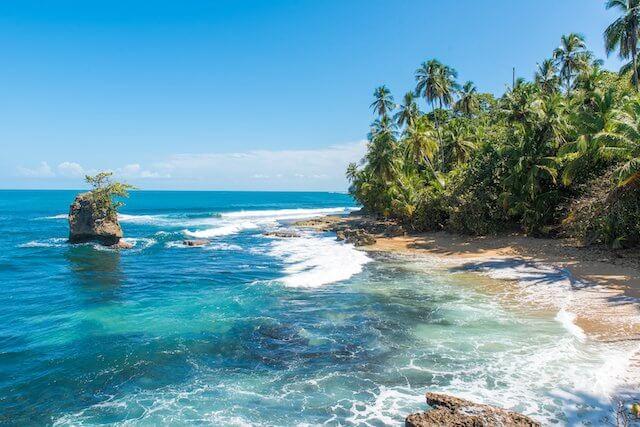 Praias da Costa Rica